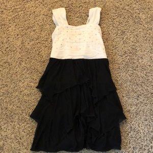 A very cute formal dress!